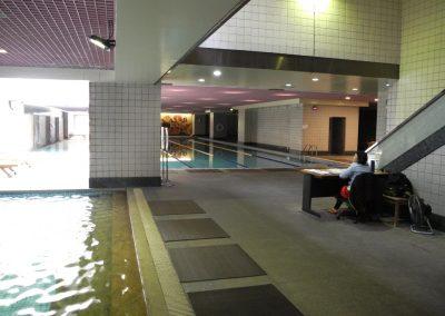Centro aquático